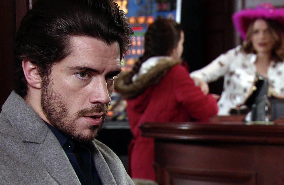 Coronation Street 08/03 - Adam's On Borrowed Time