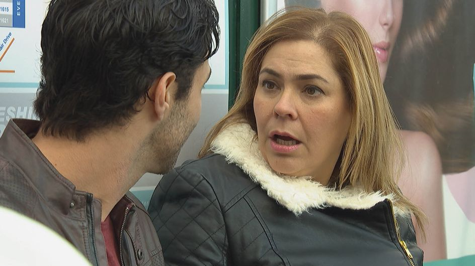 Hollyoaks 06/03 - Diego Suggests That He And Myra Move To Spain