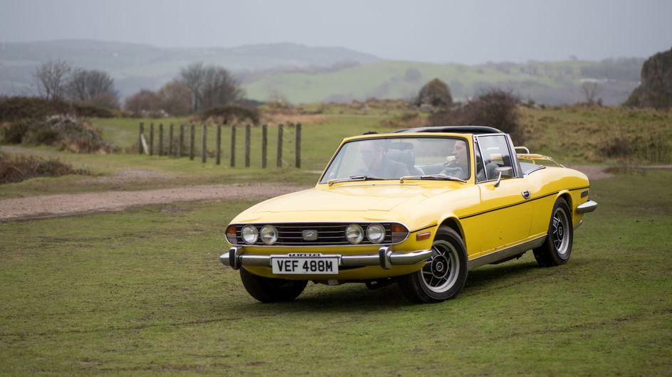 Hollyoaks 08/03 - James Takes John Paul On A Drive...