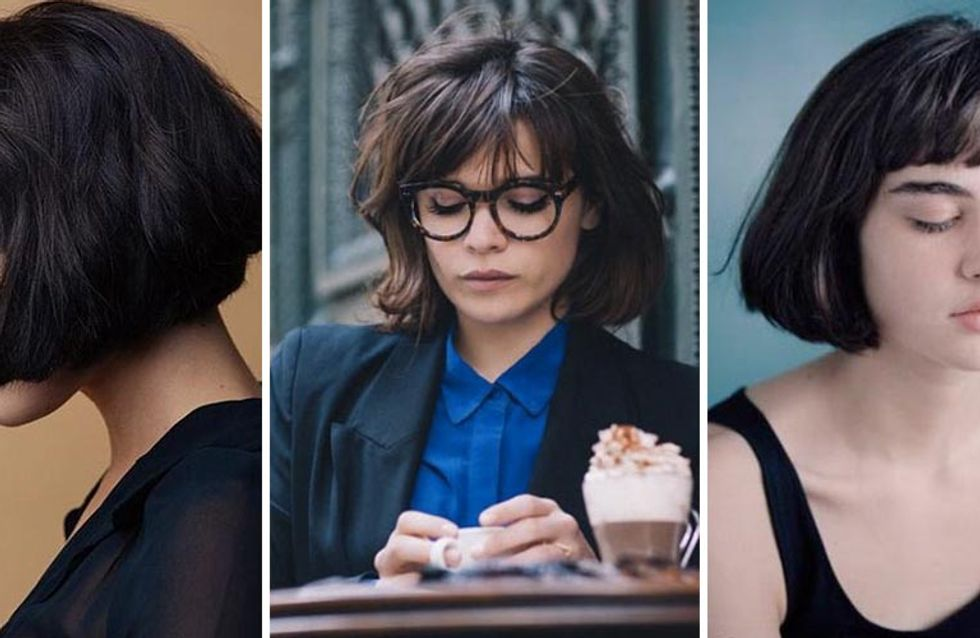 French Bobs Are The Tres Chic Hair Trend Of 2017