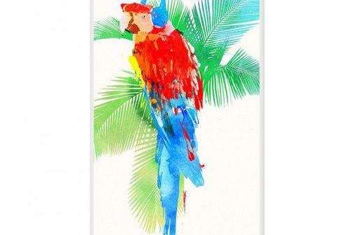 Coque en silicone Tropical Party pour iPhone, 1001 Coques, 15,99€
