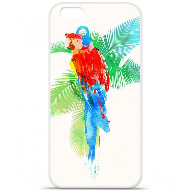 Coque en silicone Tropical Party pour iPhone, 1001 Coques, 15,99€