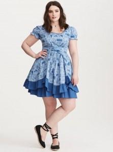 """Robe Bleue """"Belle et la Bête"""""""