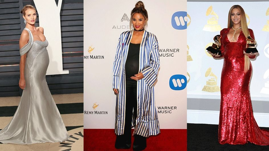 Bloomin' Gorgeous! The Celebrity Mums Who Slayed The Maternity Style Game