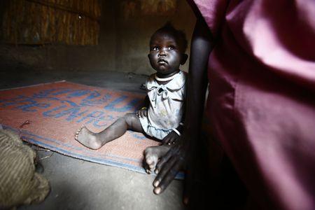 Un petit Soudanais