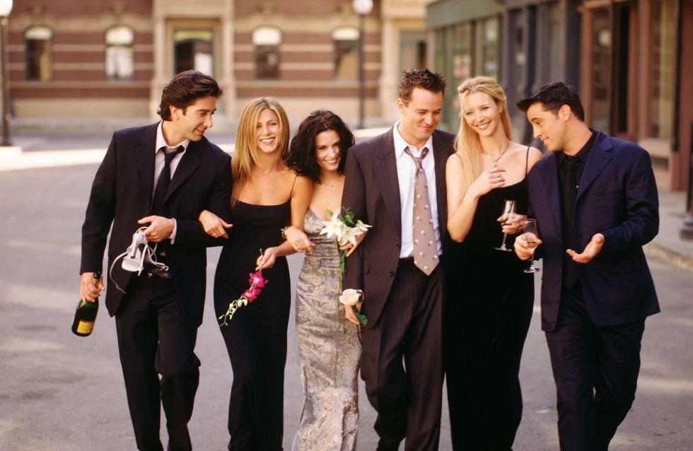 Les confidences de Phoebe aka Lisa Kudrow sur le retour de Friends vont vous faire sortir les mouchoirs