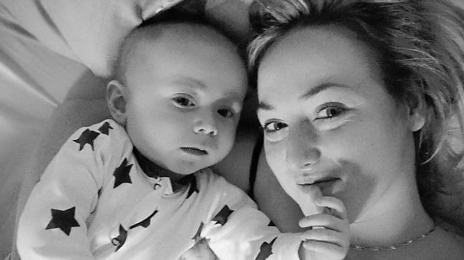 Ihr Baby verweigert plötzlich die Brust beim Stillen - und rettet ihr so das Leben