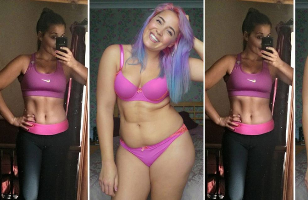 This Body-positive Blogger Clapped Back To Trolls Who Slammed Her For Gaining Weight In The Best Way