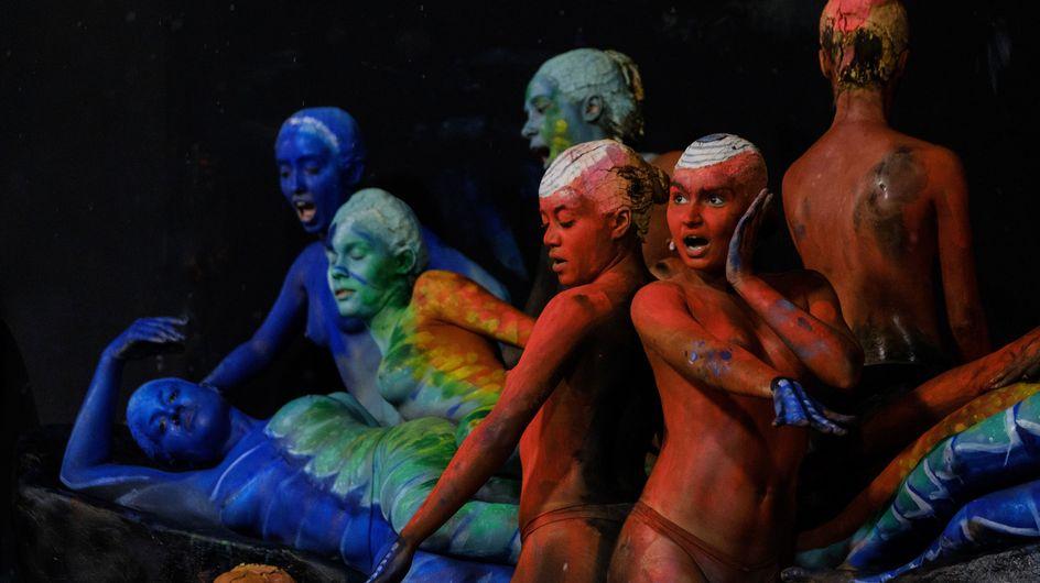 Au carnaval, les Brésiliennes défilent nues pour célébrer toutes les formes de beauté (Photos)