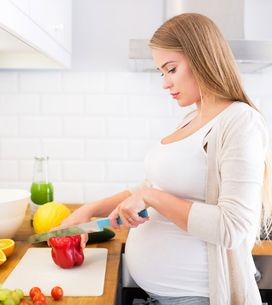 Consejos para saber qué comer durante el embarazo si eres vegetariana