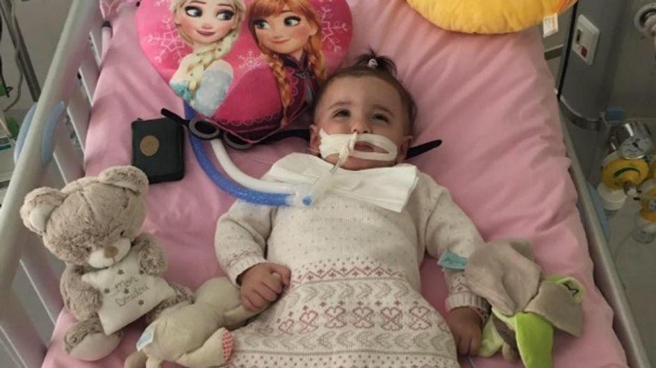 Victoire ! Le Conseil d'Etat est favorable à la poursuite des soins de la petite Marwa, plongée dans le coma (Vidéo)