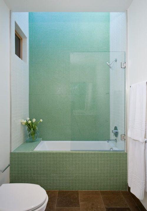 DIY Mosaik-Duschen: So bekommst du den Badezimmer-Trend hin