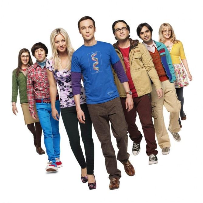 Les acteurs de The Big Bang Theory solidaires de leurs collègues féminines pour plus d'égalité salariale