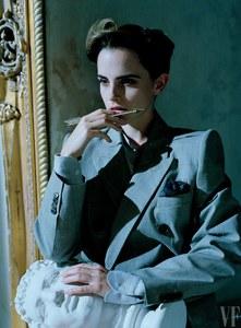 Emma Watson para Vanity Fair