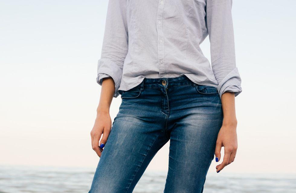 Wenn du DAS mit deiner Jeans machst, bist du eine echte Fashionista!