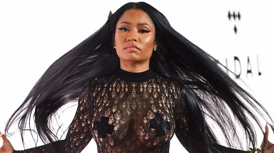 Nicki Minaj en paños menores, peor look de la semana