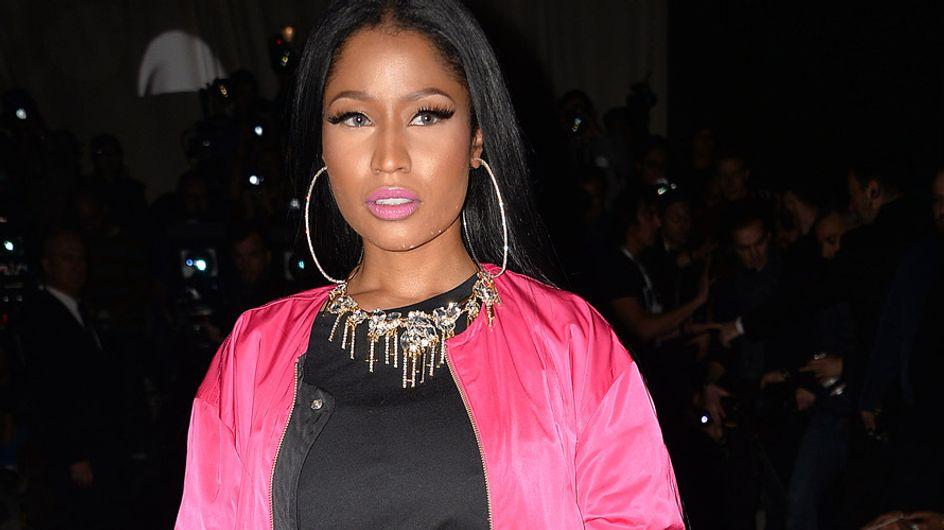 Nicki Minaj y su mix de tendencias, peor look de la semana