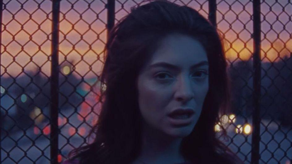 Lorde nous scotche avec le titre pop Green Light (Vidéo)