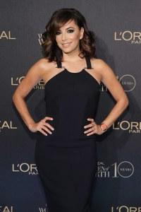 Eva Longoria, égérie L'Oréal Paris