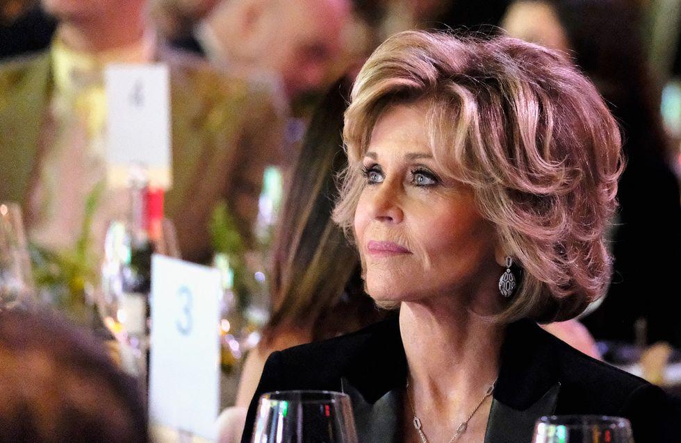 """Jane Fonda : """"On m'a violée quand j'étais enfant"""""""