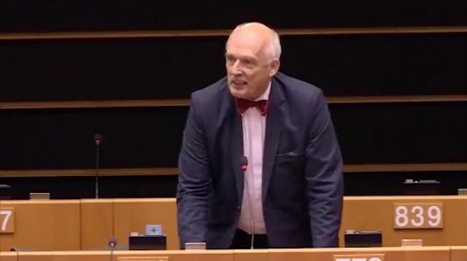"""Janusz Korwin-Mikke affirme que """"les femmes doivent être moins payées que les hommes"""""""