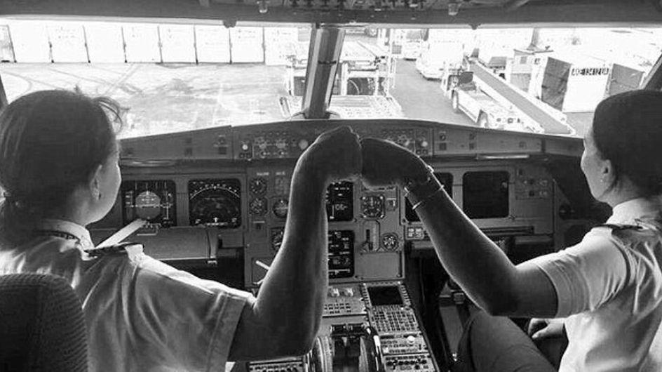 Ces deux pilotes afro-américaines sont entrées dans l'Histoire