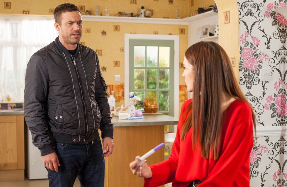 Hollyoaks 14/03 - Is Sienna Pregnant?