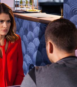 Hollyoaks 17/03 - Freddie Is Suspicious Of Ellie's Behaviour