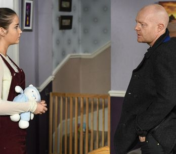Eastenders 16/03 - Lauren Is Suspicious Of Max