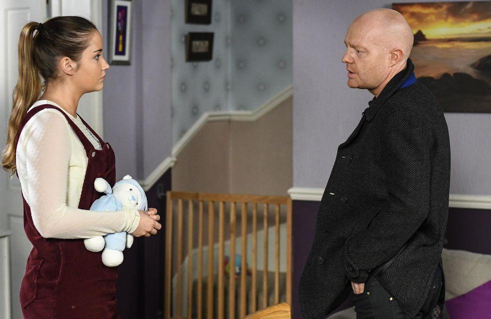 Eastenders 16/03 - Lauren Is Suspicious Of Max