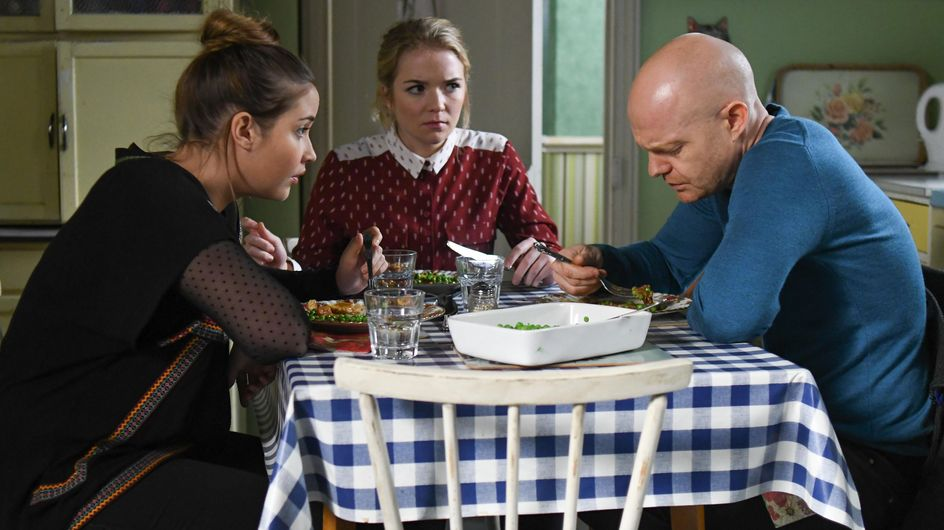 Eastenders 17/03 - Will Lauren Learn The Truth About Max?