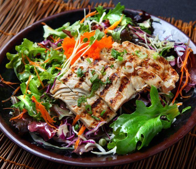 Quand on veut contrôler son poids, il ne faut surtout pas faire l'impasse sur les protéines, animales ou végétales