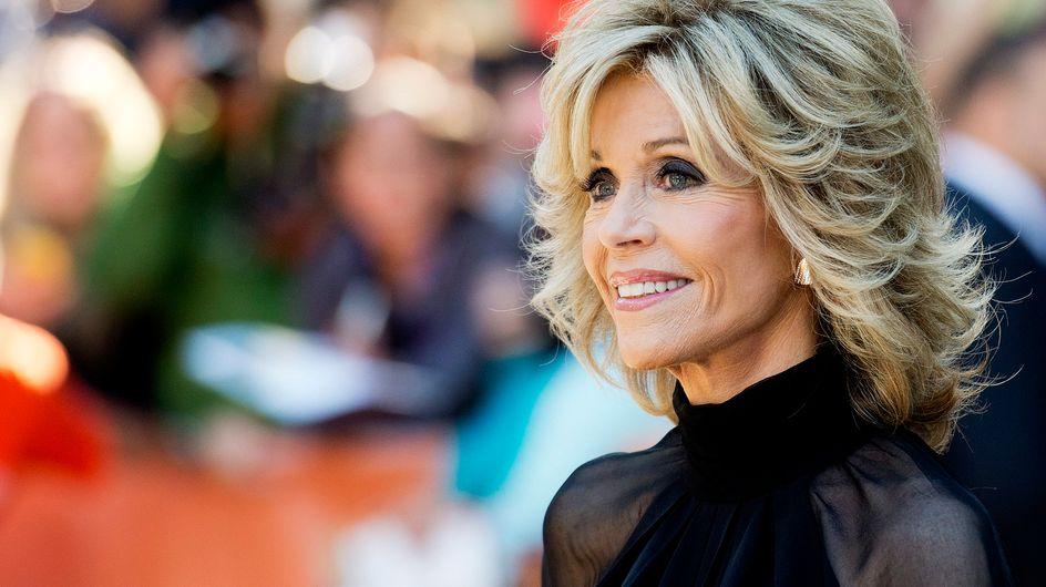 Jane Fonda confiesa haber sido violada cuando era menor