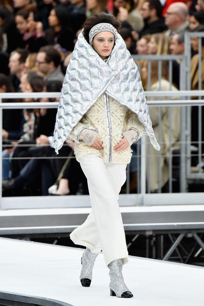 Le défilé Chanel pap AH 2017/2018