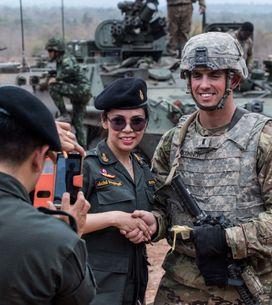Scandale sexuel chez les Marines, des femmes militaires humiliées sur Facebook