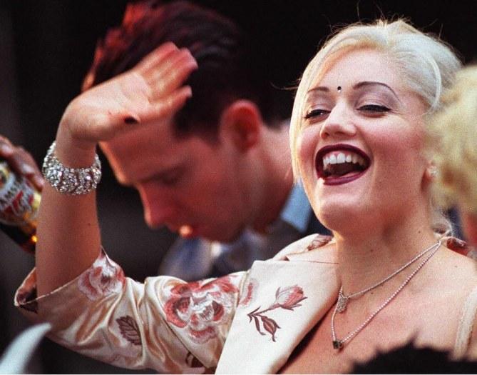 Gwen Stefani (Antes)