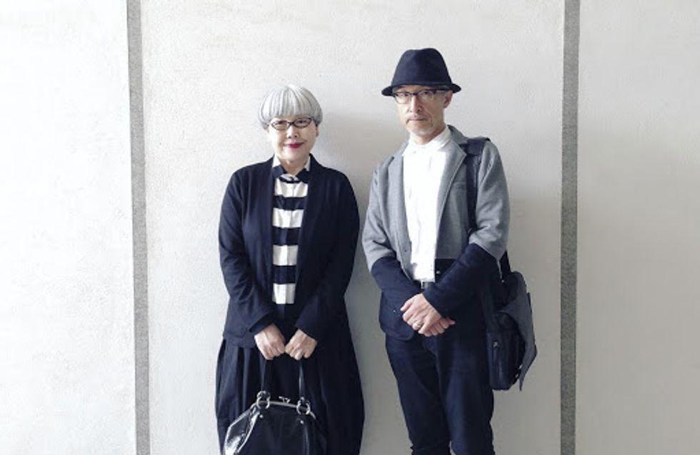 Mariés depuis 30 ans, ils s'amusent à assortir leurs tenues sur Instagram (Photos)