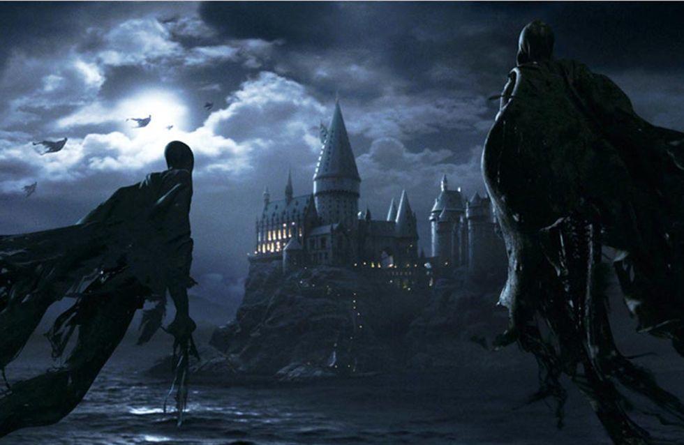 Arrêtez-tout ! Les fans de Harry Potter ont vu un détraqueur ! (Photos)