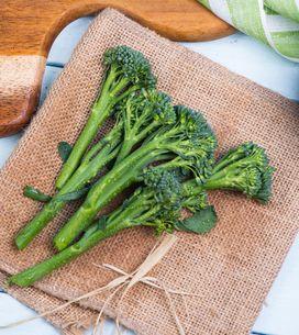 Beneficios del bimi, la reinvención del brócoli aún más saludable
