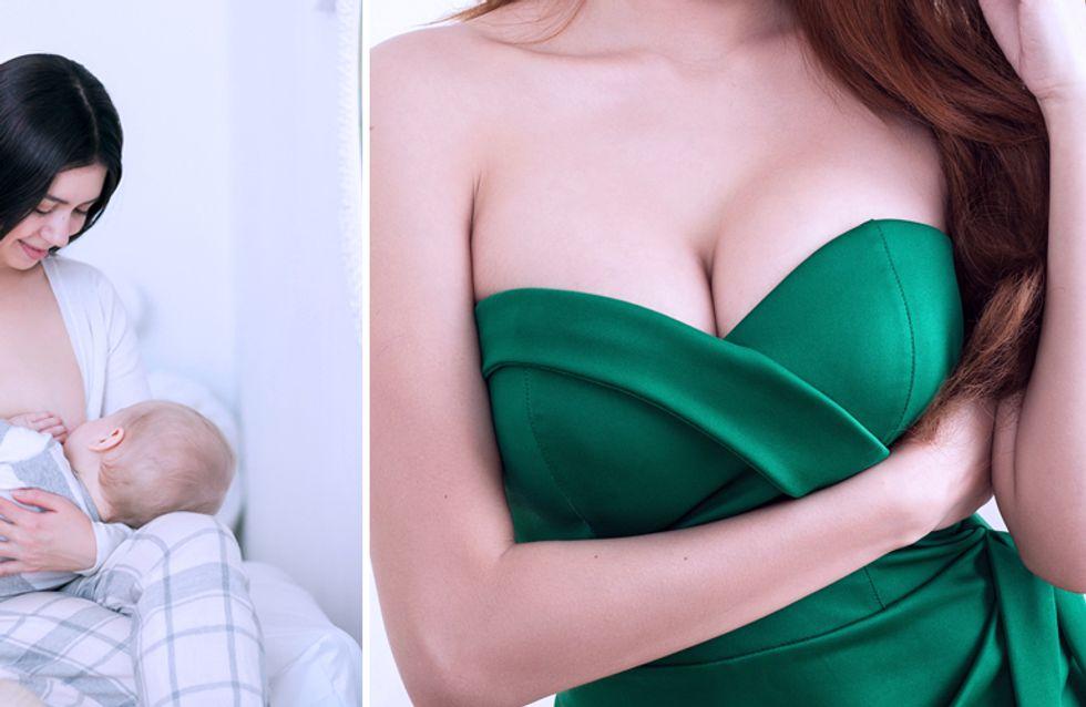 Brustimplantate & Stillen - geht das überhaupt?