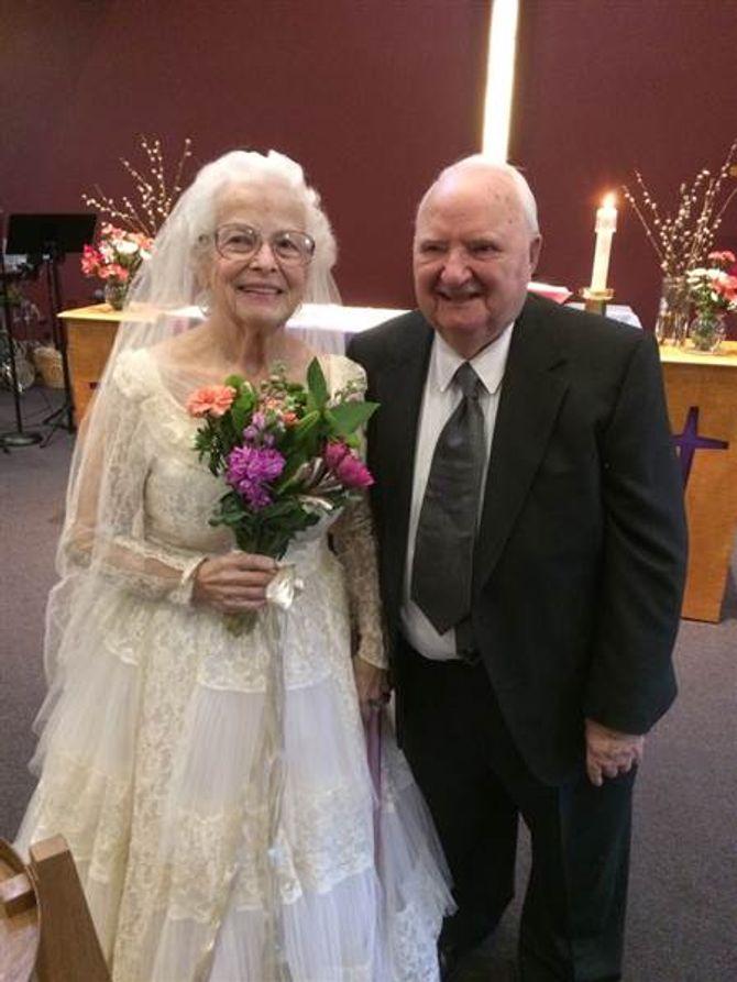 Mariage des Bates