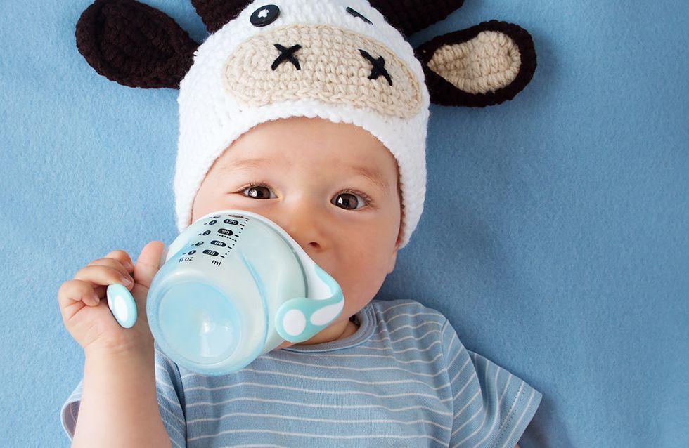 Quels sont les exploits d'un bébé de cinq mois ?
