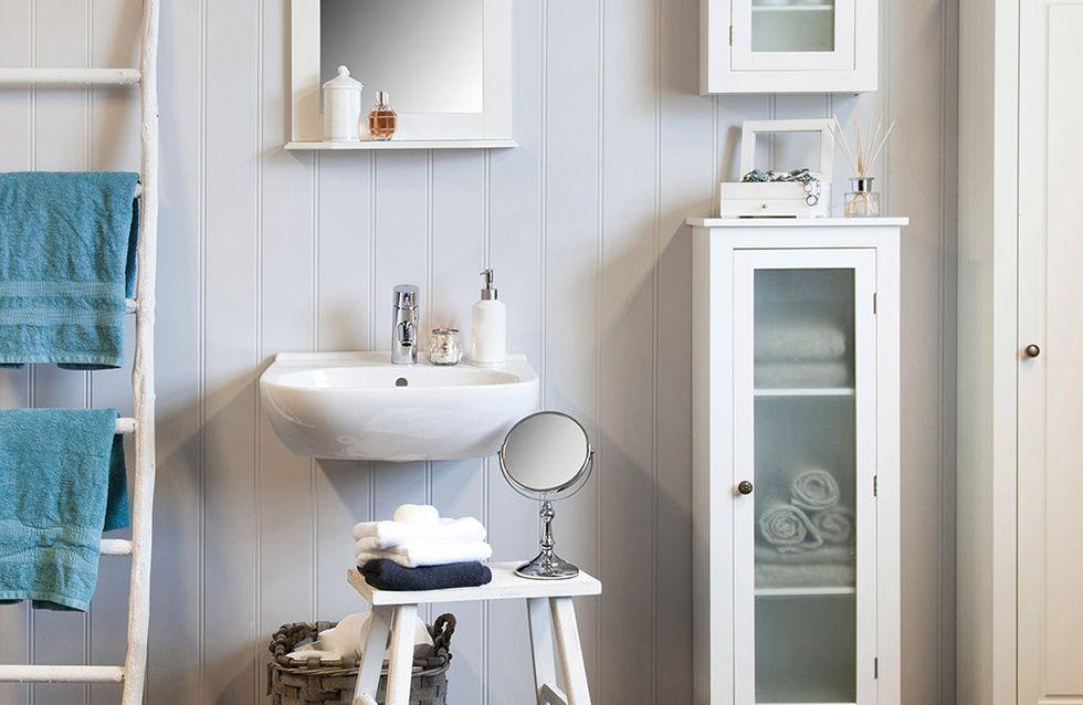 Salle de bains : 20 idées déco pour la salle de bains et les ...
