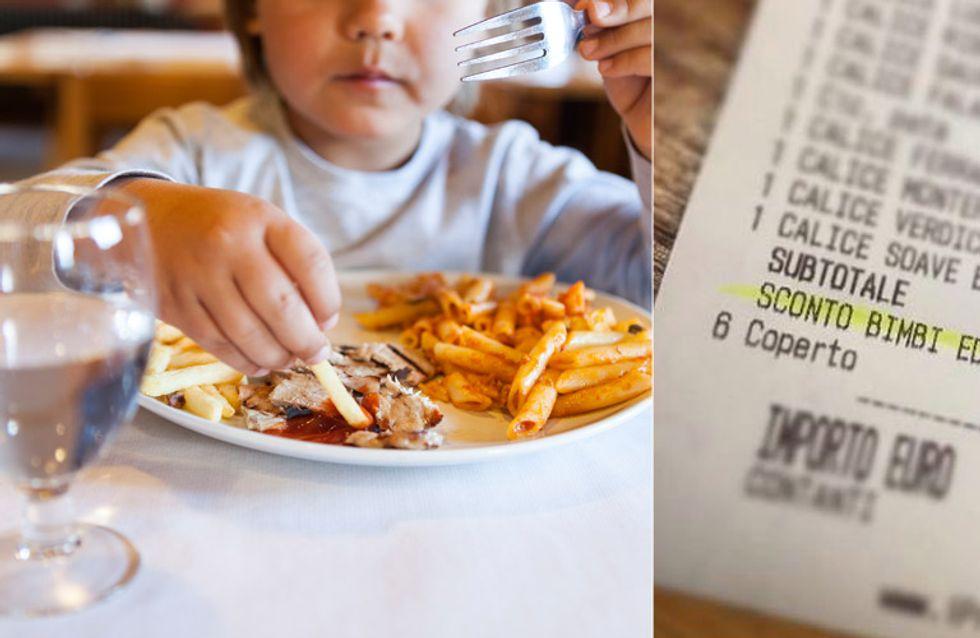 Brave Kinder bekommen Rabatt: Mit dieser Aktion sorgt ein Restaurant für Diskussion