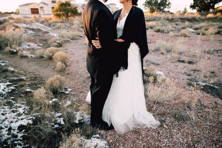 Heiraten unter freiem Himmel