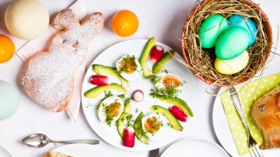 Osterbrunch: Süße und herzhafte Rezepte, die Eindruck machen