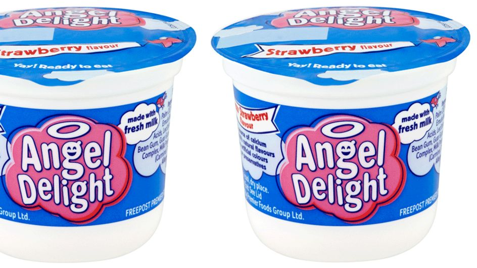 Ready Made Angel Delight Pots Now Exist And We Couldn't Be Happier