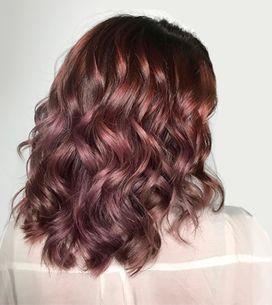 Colori di capelli 2017: il castano malva è la tendenza cult dell'inverno per le