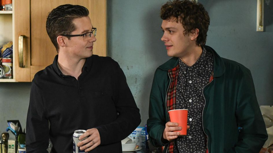Eastenders 21/03 - Jay Throws A Reluctant Ben A 21st Birthday Party