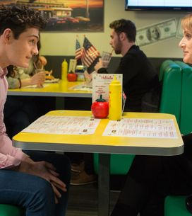 Eastenders 23/03 - Preston Organises A Romantic Evening With Michelle